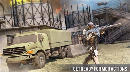 陆军超级射击游戏