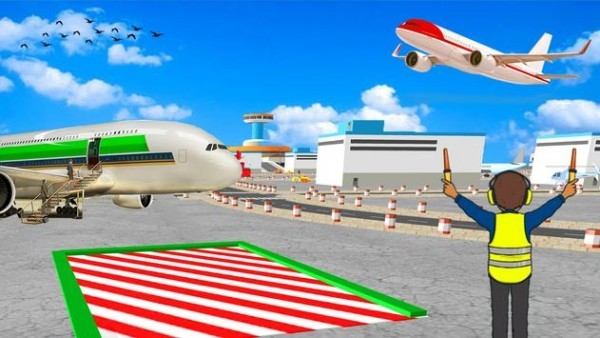 真正的飞行员飞机停车游戏下载