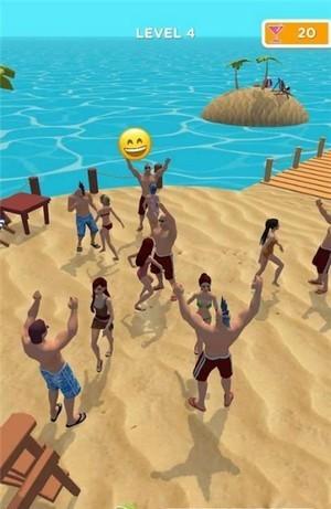 海滩派对跑酷游戏下载