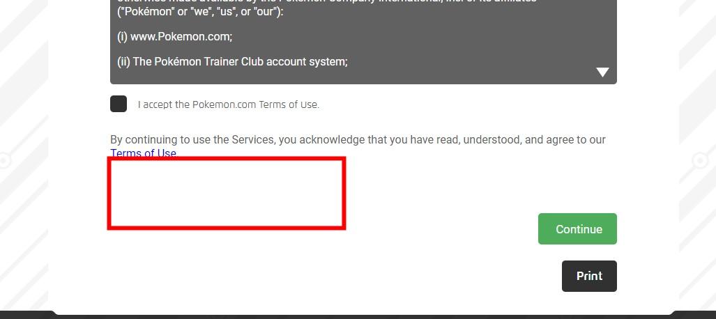 宝可梦训练家俱乐部注册不了怎么回事