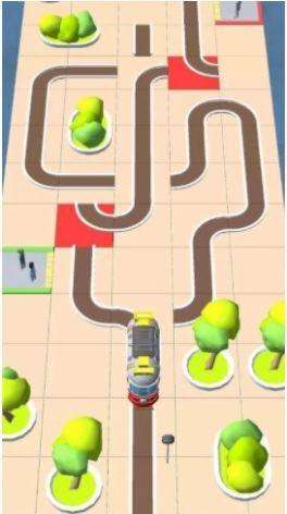 电车轨道拼图游戏下载
